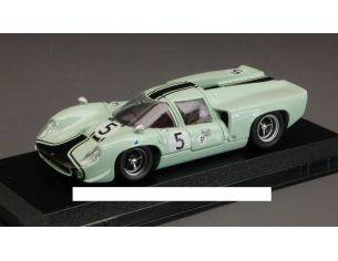 Best Model 9431 LOLA T70 COUPE BRANDS 1967 1/43 Modellino