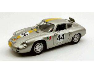 Best Model 9444 PORSCHE ABARTH TARGA FLORIO '62 1/43 Modellino