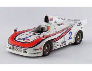 Best Model 9557 PORSCHE 908/04 NURBURGRING '81 1/43 Modellino