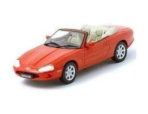 Auto Art / Gateway 53711 JAGUAR XK8 CABRIO RED 1/43 Modellino