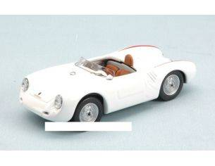 Best Model BT9577 PORSCHE 550 RS 4 CIL.110 CV 1957 WHITE 1:43 Modellino