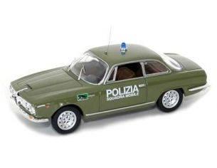 Best Model M47006 ALFA ROMEO 2600S PRINT 1962 1/43 Modellino