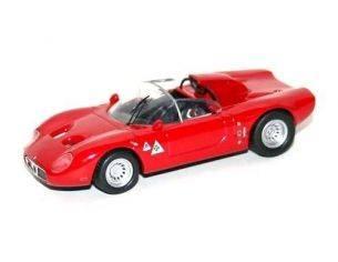 Best Model M47018 ALFA ROMEO 33.2 FLERON PROVA 1/43 Modellino