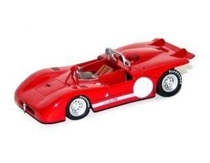 Best Model M47020 ALFA ROMEO 33.3 1971 'PROVA' 1/43 Modellino