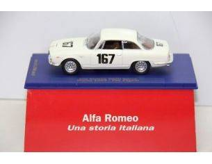 Best Model M47112 ALFA ROMEO 2600 SPRINT MONZA'63 1/43 Modellino