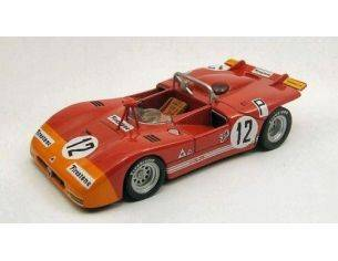 Best Model M47140 ALFA ROMEO 33.3 NURBURGRING '71 1/43 Modellino