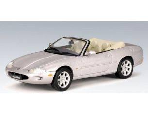 Auto Art / Gateway 53712 JAGUAR XK8 CABRIO SILVER 1/43 Modellino