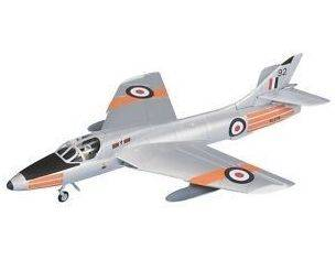 Corgi AA32712 HAWKER HUNTER T7 RAF 1/72 Modellino