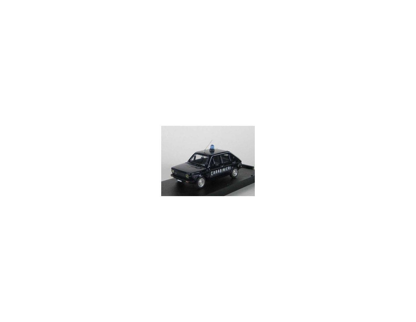 Giocher F127C FIAT 127 2/' SERIE 5 PORTE CARABINIER Modellino
