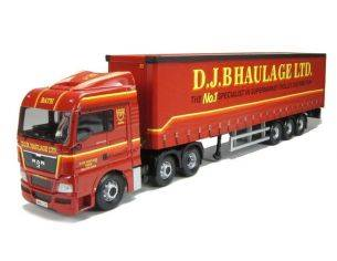 Corgi CC15206 MAN TGX CURTAINSIDE 1/50 Modellino