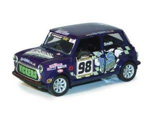 Corgi CC82264 MINI 7 MARK SMITH 1/36 Modellino