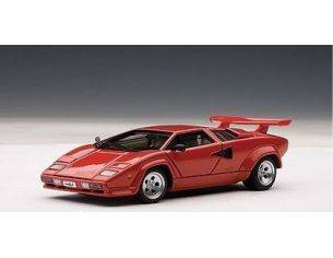 Auto Art / Gateway AA54531 LAMBORGHINI COUNTACH 5000S RED 1:43 Modellino