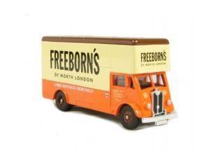 Corgi DG146018 GUY PANTECHNICON FREEBORNS 1/76 Modellino