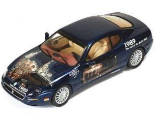 Ixo model MOC053 MASERATI COUPE CAMBIOCORSE 2002 1/43 Modellino