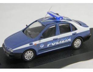 Giocher FM01BIS FIAT MAREA POLIZIA BERLINA LAMP.LUNG Modellino