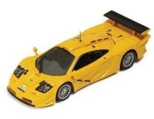 Ixo model MOC086 MCLAREN F1 GTR 1996 ORANGE 1/43 Modellino