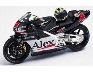 Ixo model RAB007 HONDA NSR 500 WEST TEAM PONS 1/24 Modellino