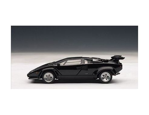 Auto Art / Gateway 54532 LAMBORGHINI COUNTACH 5000S BLACK Modellino