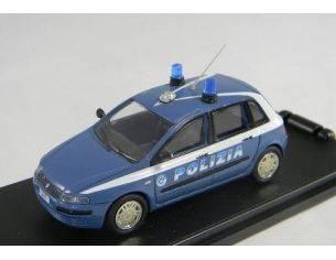 Giocher FST01P FIAT STILO POLIZIA 5 PORTE 1/43 Modellino