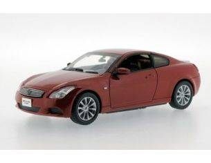 J-Collection JC138 NISSAN SKYLINE 50th ANNIVERSARY EDITION 2007 BURNING RED 1:43 Modellino