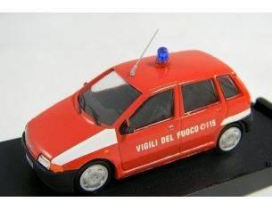 Giocher P06 FIAT PUNTO VIGILI DEL FUOCO Modellino