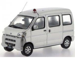 J-Collection JC227 DAIHATSU HIJET 2009 JAPAN UNMARKED POLICE CAR 1:43 Modellino