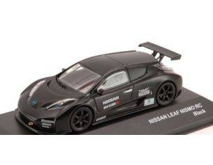 J-Collection JC239 NISSAN LEAF NISMO RC 2011 BLACK 1:43 Modellino
