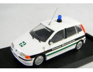 Giocher P07 FIAT PUNTO POLIZIA MUNICIPALE Modellino