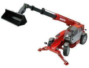 Joal JL0146 MANITOU P 210 WITH SHOWEL 1:25 Modellino