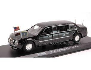 Luxury LX10041 CADILLAC PRESIDENTIAL OBAMA 1:43 Modellino