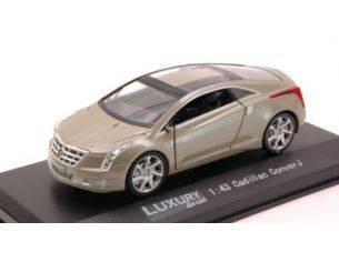 Luxury LX10062 CADILLAC CONVERJ 2012 GOLD 1:43 Modellino