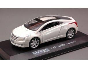Luxury LX10063 CADILLAC CONVERJ 2012 WHITE 1:43 Modellino