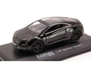 Luxury LX10065 CADILLAC CONVERJ 2012 BLACK 1:43 Modellino