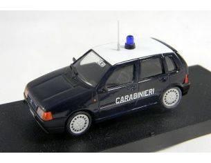 Giocher U02 FIAT UNO 4 PORTE CARABINIERI 1/43 Modellino