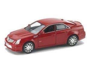 Luxury 500R CADILLAC CTS-V RED 2010 1/43 Modellino