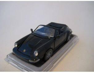 NZG 350 PORSCHE 911 CARRERA 2/4 BLUE 1/43 Modellino