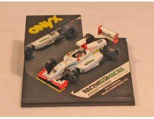 Onyx 0314 DALLARA F3 ANDRE' COUTO COLLECTION Modellino