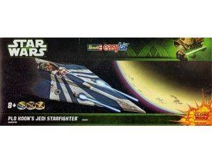 Revell RV6689 STAR WARS PLO KOON'S JEDI STARFIGHTER KIT 1:39 Modellino