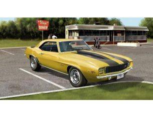 Revell RV7081 CHEVROLET CAMARO Z28 RS 1969 KIT 1:25 Modellino