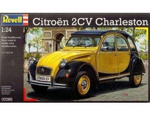 Revell RV7095 CITROEN 2 CV KIT 1:24 Modellino