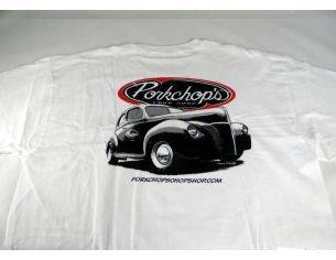 GMP Models G0104703 T-SHIRT PORK CHOP 40 FORD XL/L Modellino