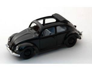 Rio RI4104 VW KDF STANDARD 1938 OPEN BLACK 1:43 Modellino