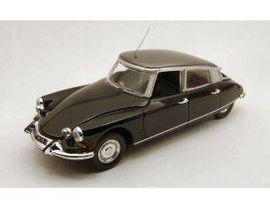 Rio RI41101 CITROEN DS 19 PALLAS 1965 BLACK 1:43 Modellino