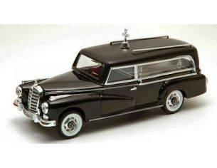 Rio 4137 MERCEDES 300D FUNERAL CAR 1960 1/43 Modellino