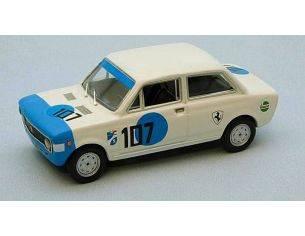 Rio RI4168 FIAT 128 N.107 MONZA 1971 A.VIMERCATI 1:43 Modellino