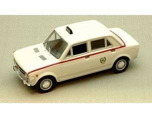 Rio RI4169 FIAT 128 TAXI MILANO 1972 1:43 Modellino