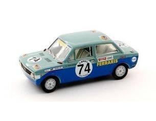 Rio RI4174 FIAT 128 N.74 SPA 1971 DE TOMMASI-VIMERCATI 1:43 Modellino