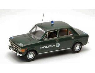 Rio RI4182 FIAT 128 4 PORTE POLIZIA 1969 1:43 Modellino