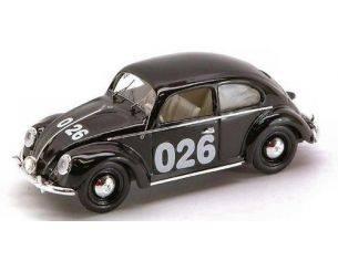 Rio RI4207 VW 1200 N.026 MILLE MIGLIA 1953 CORTI-CENTENARI 1:43 Modellino