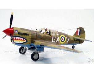 GMP Models G3502704 CURTISS P-40E KITTYHAWK RAF 1/35 Modellino